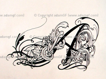 Tattoo design by adam glynn-finnegan