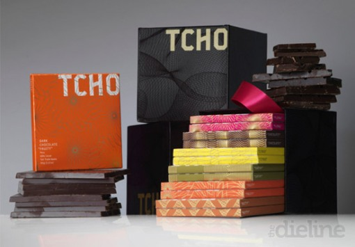 TCHO packaging