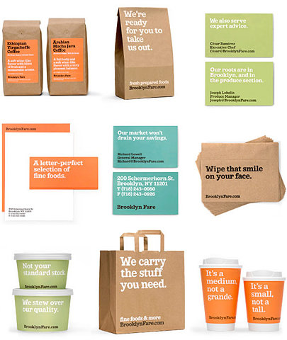 coffee shop take out packaging