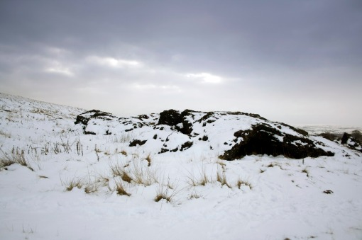 yorkshire moors snow